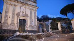 Il Governo dichiara lo stato di emergenza per nove Comuni catanesi colpiti dal sisma. Stanziati subito dieci