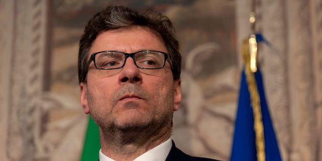 Giancarlo Giorgetti presidente della commissione Speciale alla Camera: accordo