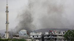 Allerta a Damasco: attivati i sistemi