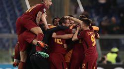 In questa Roma da sogno c'è tutta la bellezza del calcio. Quando tutto è perduto la fantasia rovescia la
