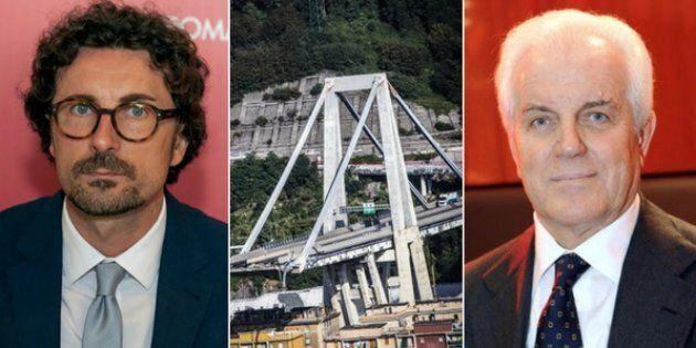 Crollo ponte Morandi, Mit: