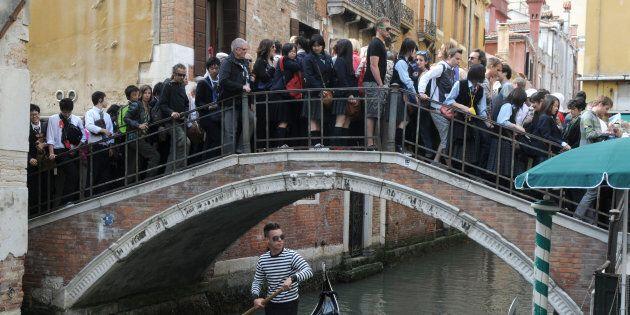 Venezia, con la manovra arriva il ticket d\'ingresso | L\'HuffPost