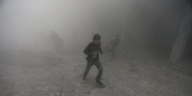 L'allarme dell'Oms sulle armi chimiche in Siria :