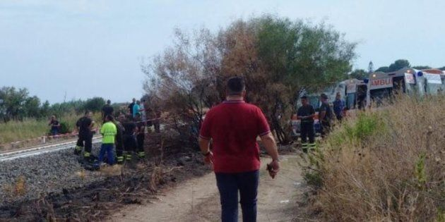 Il papà dei bimbi uccisi dal treno in Calabria: