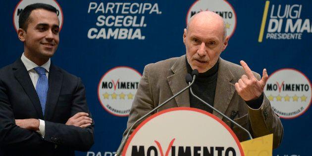 Gregorio De Falco commenta l'espulsione da M5s: