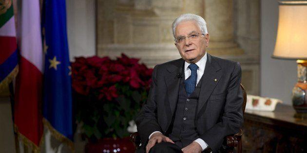Il discorso di Mattarella: Sdoganati i buoni