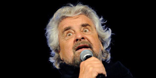 Beppe Grillo sogna di essere romanista: