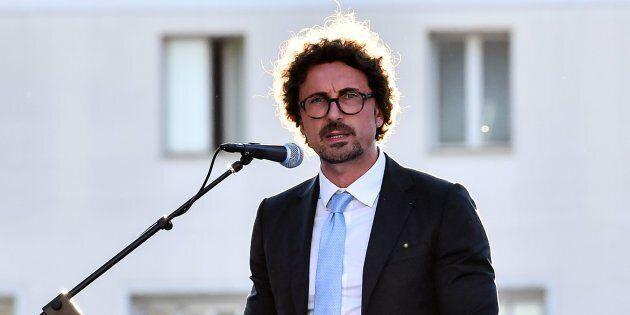 Il ministro dei Trasporti Danilo Toninelli rilancia la nazionalizzazione delle autostrade: