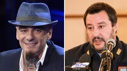 Il primo battibecco dell'anno è tra J-Ax e Salvini (preparate i