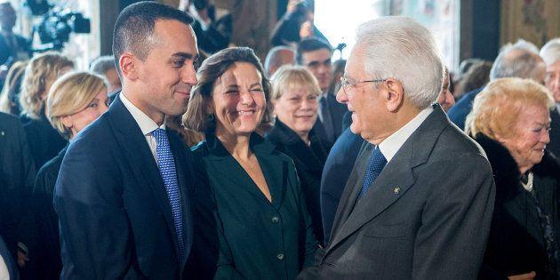Luigi Di Maio al Quirinale ribadirà la linea su Siria e politica estera, facendosi garante della linea...