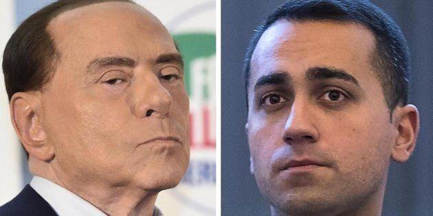 Elezioni, Berlusconi e Di