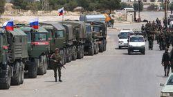 Gli ultimi ribelli lasciano Douma. L'enclave torna sotto il pieno controllo di Damasco e della polizia