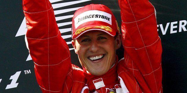 Michael Schumacher, gli auguri della Ferrari: