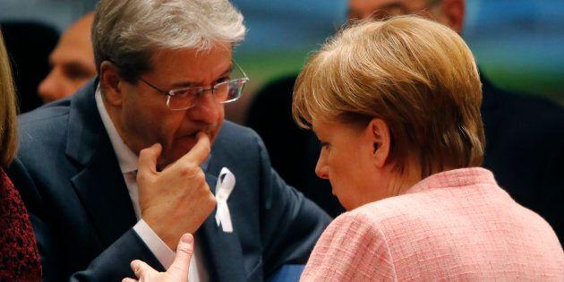E Gentiloni governa la crisi in Siria. Colloquio con Merkel: le basi Usa in Italia non serviranno a bombardare