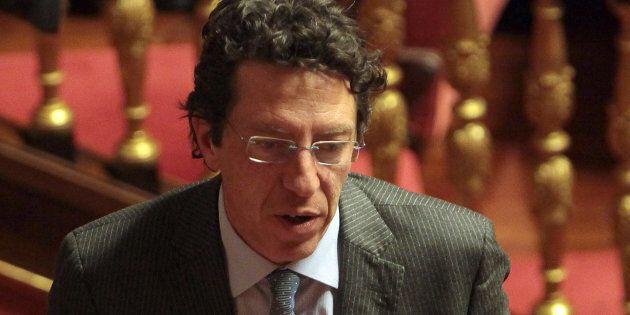 Maurizio Buccarella, senatore ex M5s: