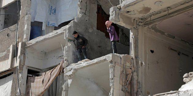 Siria, la Russia ottiene una nuova riunione dell'Onu e accusa Londra della