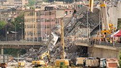 Genova: un crollo inaccettabile che ci obbliga a