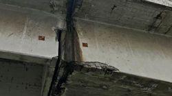 Chiuso il ponte della Scafa a Fiumicino, le proteste dei