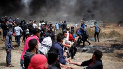 Terzo venerdì di collera a Gaza: 1 morto e più di 350 feriti tra i manifestanti