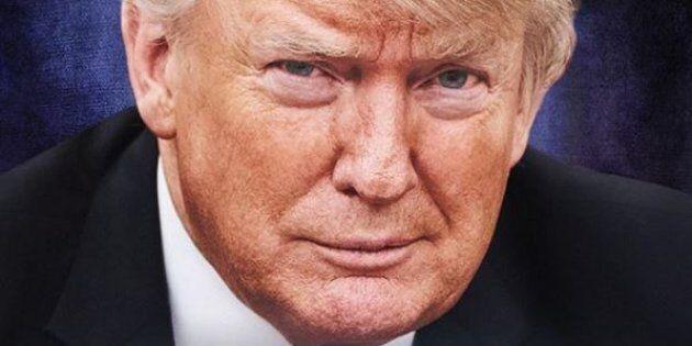 Donald Trump torna in versione