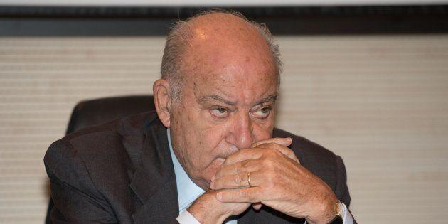 Il presidente del Censis Giuseppe De Rita: