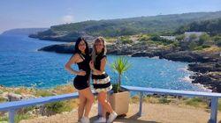 Ballerine, modelle, appassionate di viaggi: Myriam e Claudia, amiche per la pelle, scomparse nella tragedia del