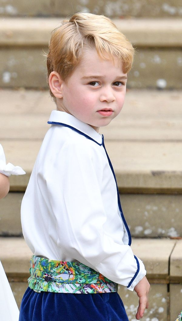 """William has three kids with <a href=""""https://www.huffpost.com/life/topic/kate-middleton"""" target=""""_blank"""">Catherine, the Duche"""