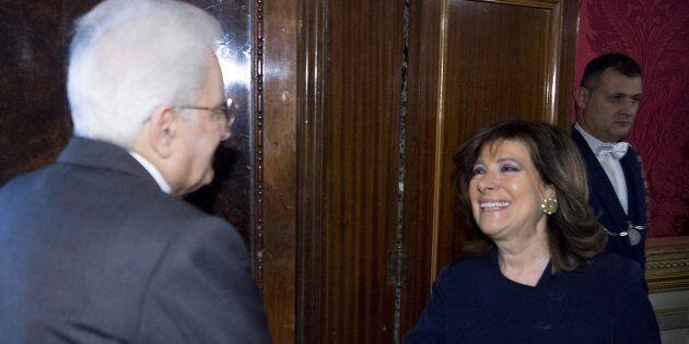 La presidente del Senato Maria Elisabetta Alberti Casellati si ripropone per il mandato esplorativo:...
