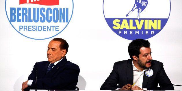 La Siria fa litigare Salvini e Berlusconi. Ma i missili non piacciono a nessuno: né ai filoputiniani...
