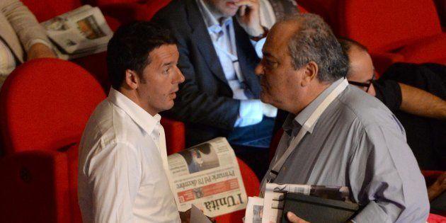 Goffredo Bettini rottama Matteo Renzi: