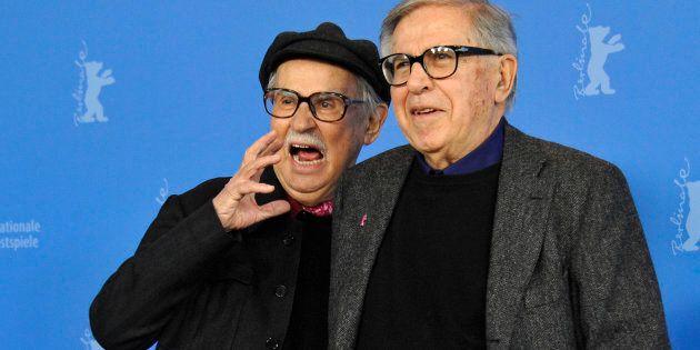 Vittorio Taviani è morto, insieme al fratello regista di capolavori come Padre