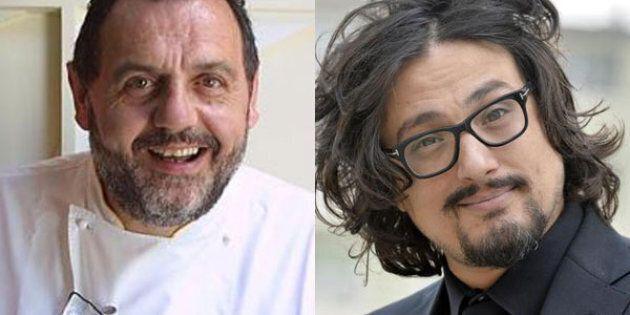 Gianfranco Vissani vs Alessandro Borghese: