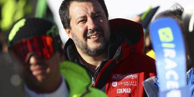 Matteo Salvini ai 5 stelle e alla Chiesa: