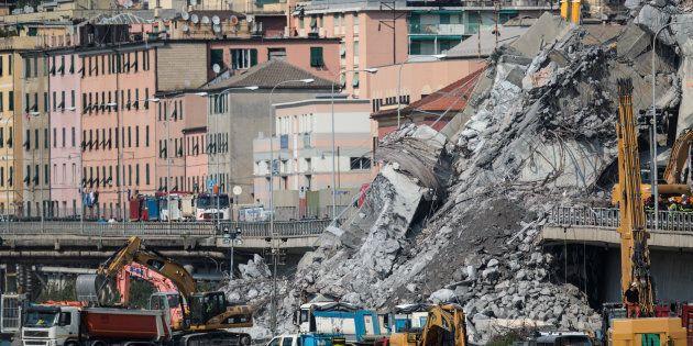 La tragedia di Genova?