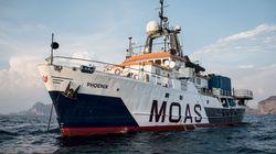 Moas: la Phoenix salpa per una missione di osservazione Sar nel mare delle Andamane e mantiene accesa la speranza dei