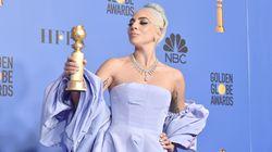 L'abito-tributo e le lacrime di Lady Gaga: