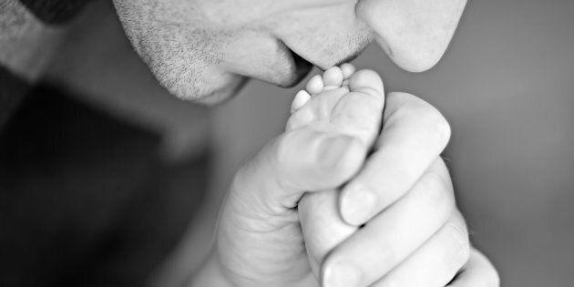 A Padova, dona un pezzo del suo fegato al figlio malato: il padre salva il bimbo di 1