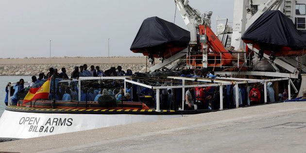 Il Gip di Ragusa dissequestra la nave della Ong spagnola Open