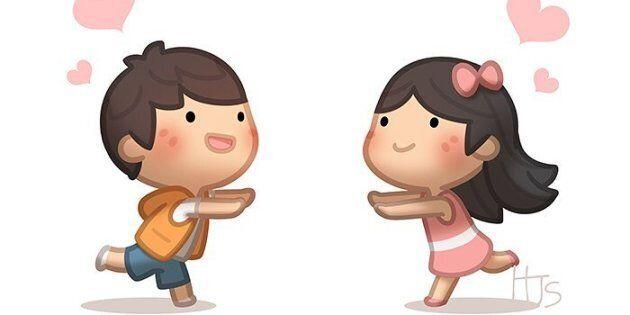 Quando le parole non bastano, Andrew Hou disegna l'amore