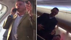 Il capo di Ryainair ha offerto da bere a tutti i passeggeri perché l'aereo ha fatto ritardo per colpa