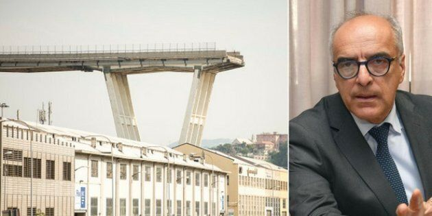 Anche la parte ovest del ponte Morandi è in grave degrado. Il procuratore Cozzi: