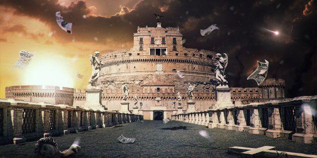 Il malessere di Roma e la (normale) bellezza di