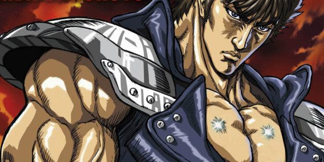 Kenshiro fist of the north star hokuto no ken anime manga