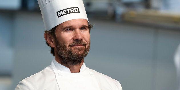 Carlo Cracco con il cooking show 'The final table' sbarca su