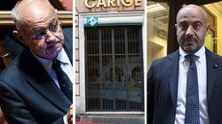 Dissidenti bancari: Lannutti e Paragone (M5s) contro gli aiuti pubblici a