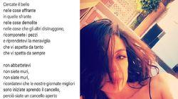 Elisa Isoardi su Instagram:
