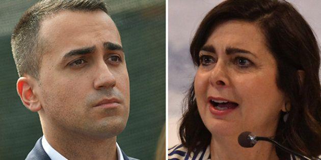 Di Maio accusa Boldrini: