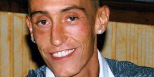 Stefano Cucchi in una foto