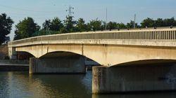 Chiuso ponte Ostia-Fiumicino, Genio: