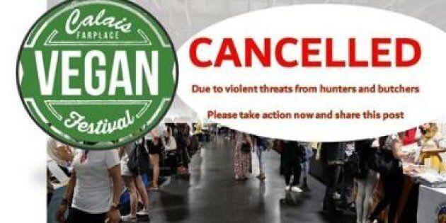 Niente festival vegano a Calais per pericolo tensioni con